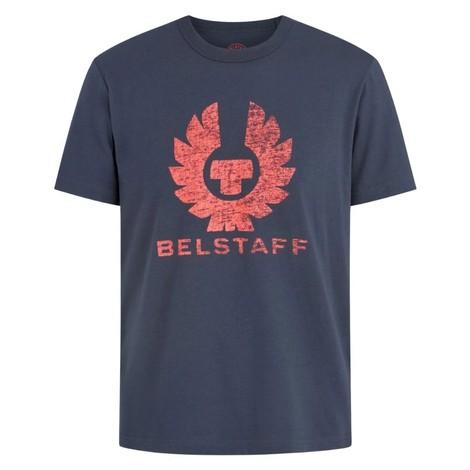 Belstaff Coteland 2.0 T-Shirt in Dark Indigo