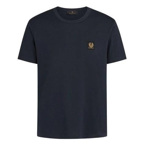 Belstaff Logo T-Shirt in Deep Blue