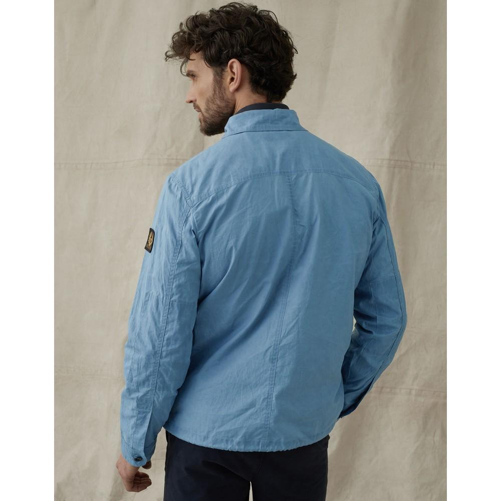 Belstaff Recon Overshirt Airforce Blue