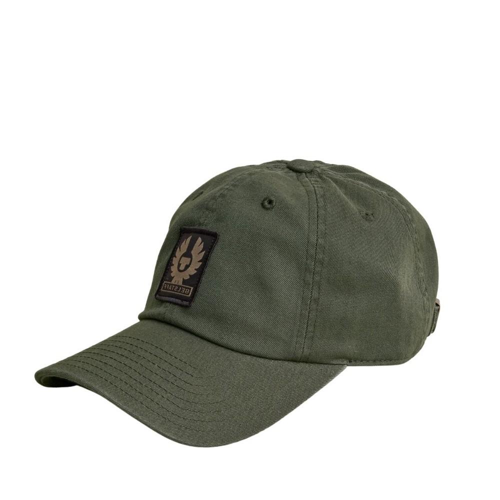 Belstaff Phoenix Logo Cap Green