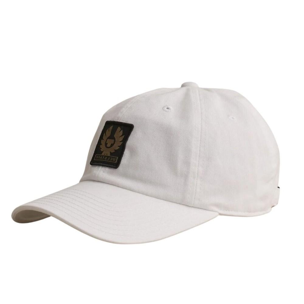 Belstaff Phoenix Logo Cap White
