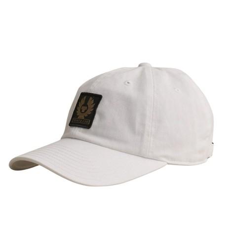 Belstaff Phoenix Logo Cap in White