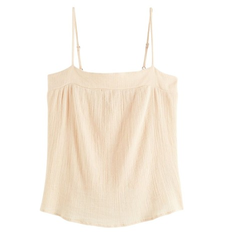 Scotch & Soda Crepe Organic Cotton Cami