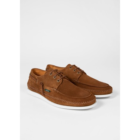 PS Paul Smith Hobbs Suede Shoe