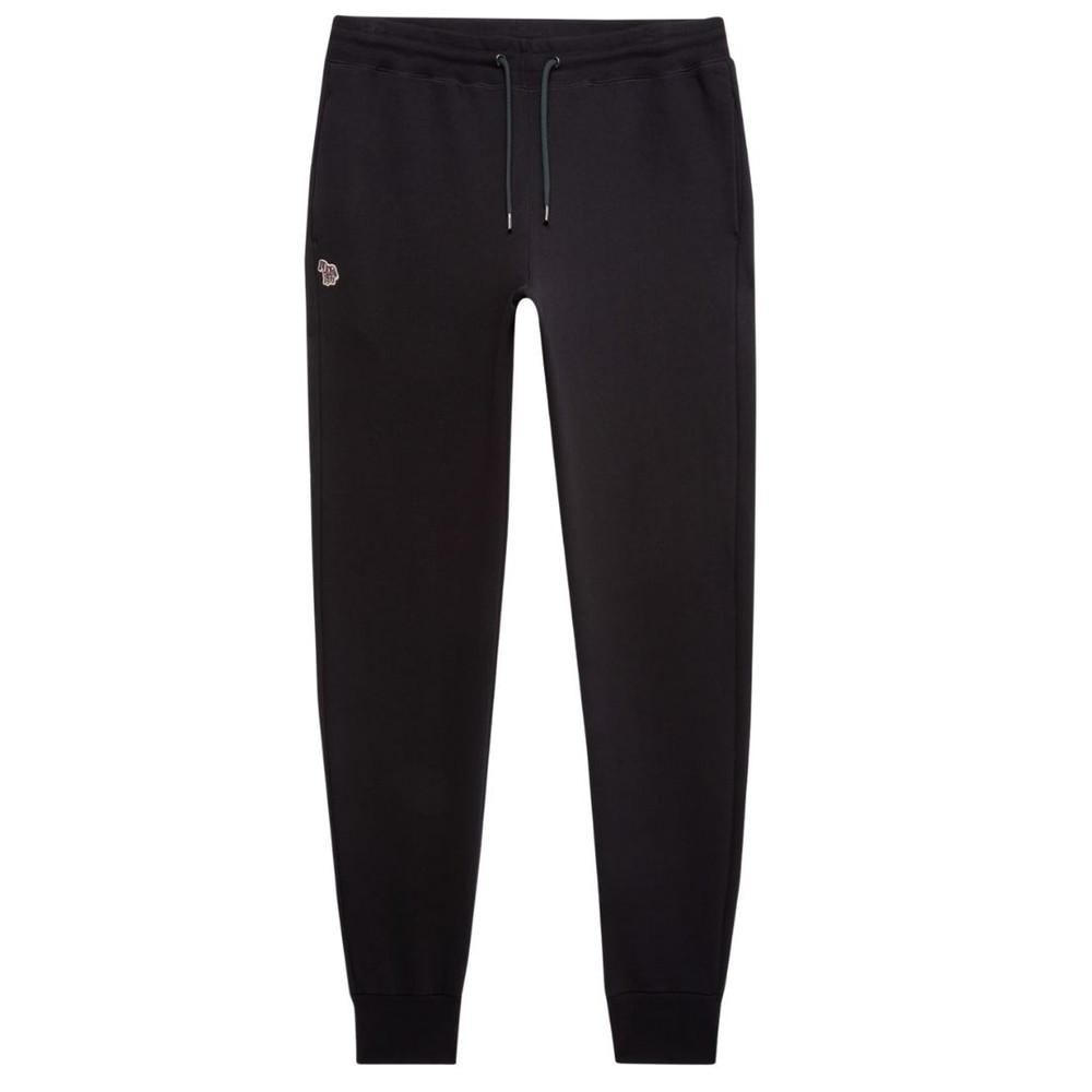 PS Paul Smith Slim Fit Zebra Logo Sweatpants Dark Navy