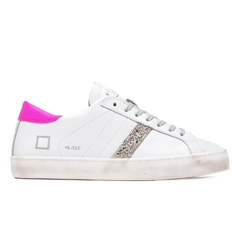 D.A.T.E. Hill Low Calf Trainers