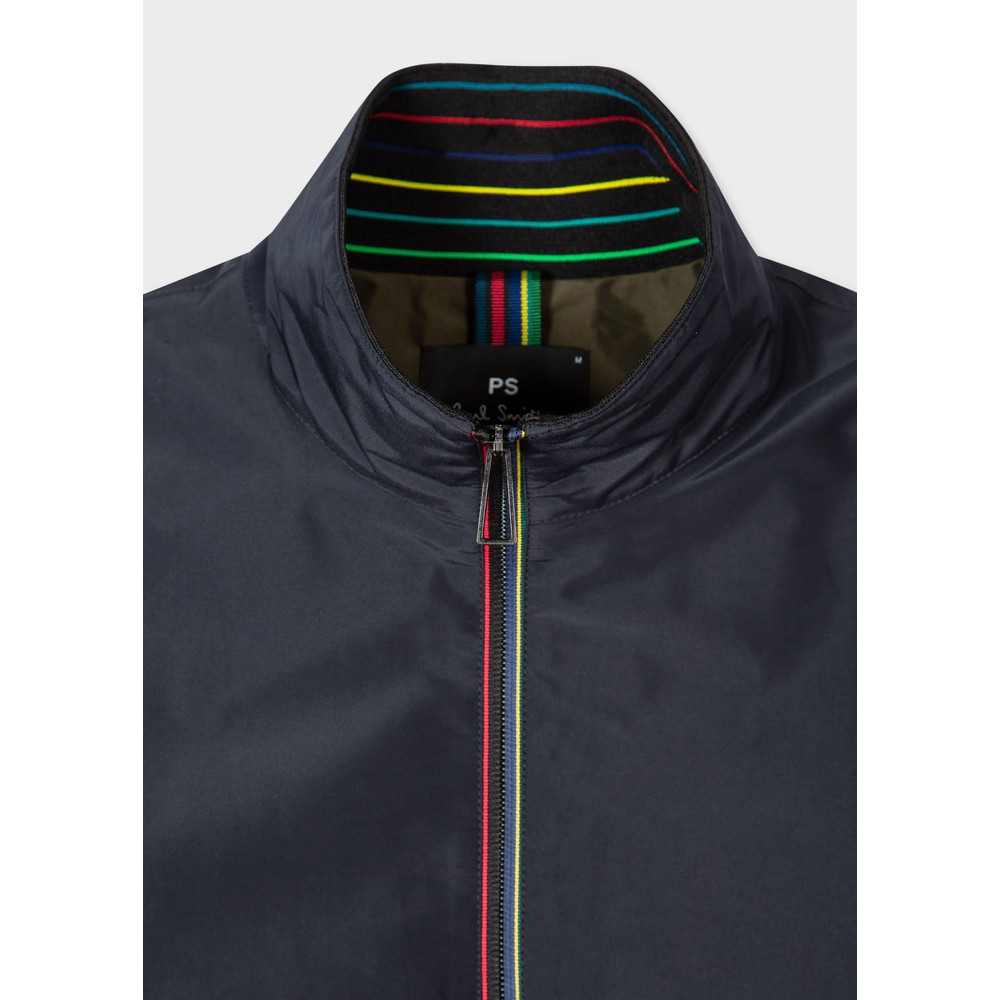 PS Paul Smith Recycled Polyester Track Jacket Dark Navy
