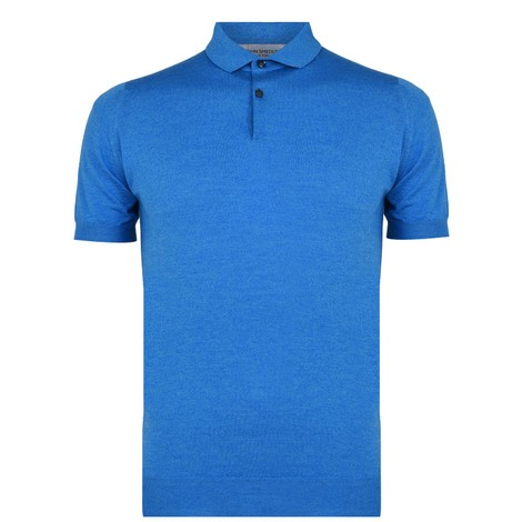 John Smedley Cpayton Short Sleeve Polo Shirt