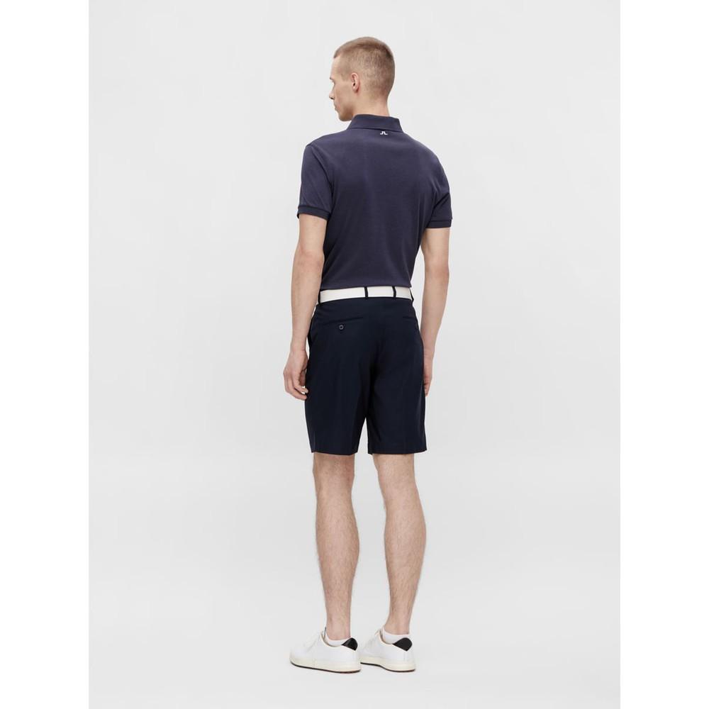 J.Lindeberg Stan Regular Fit Golf Polo Shirt Navy
