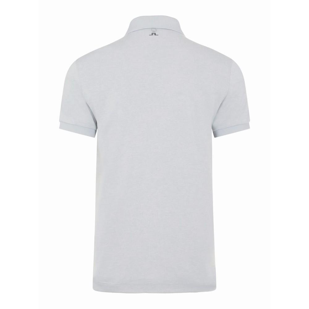 J.Lindeberg Stan Regular Fit Golf Polo Shirt Stone
