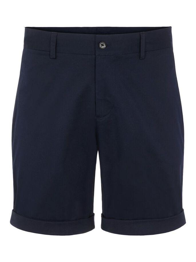 J.Lindeberg Nathan Super Satin Shorts Navy