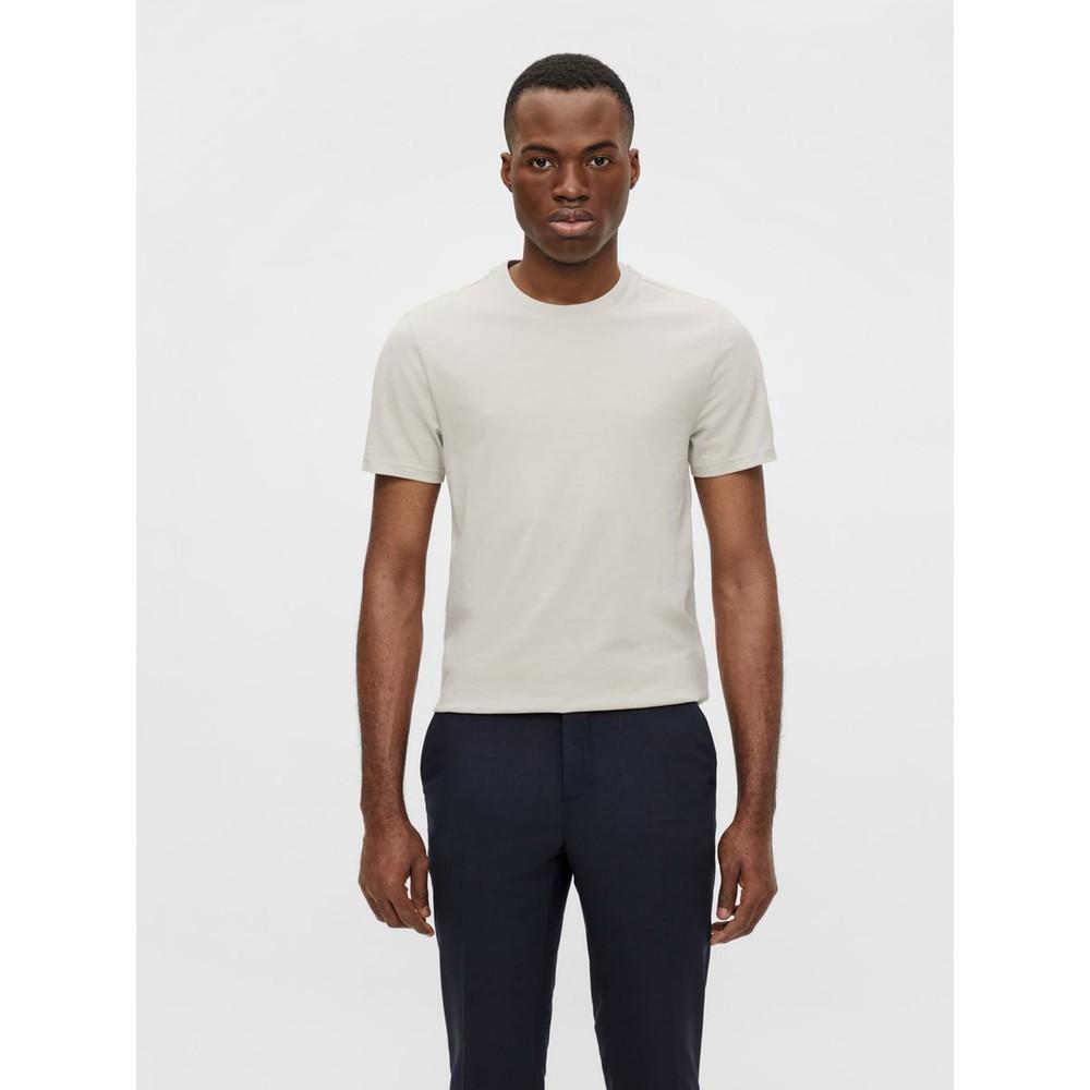 J.Lindeberg Silo T-Shirt Sand Grey