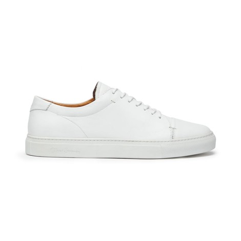 Oliver Sweeney Grandola Trainers in White