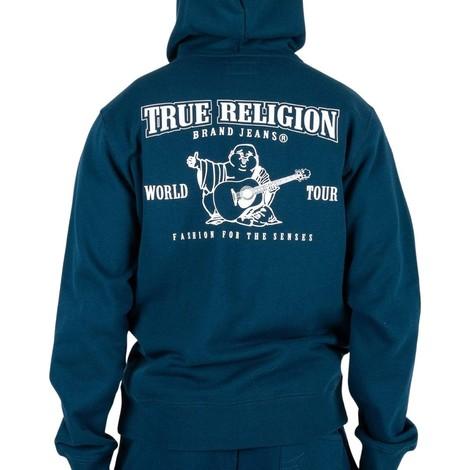 True Religion Core Zip Hoodie