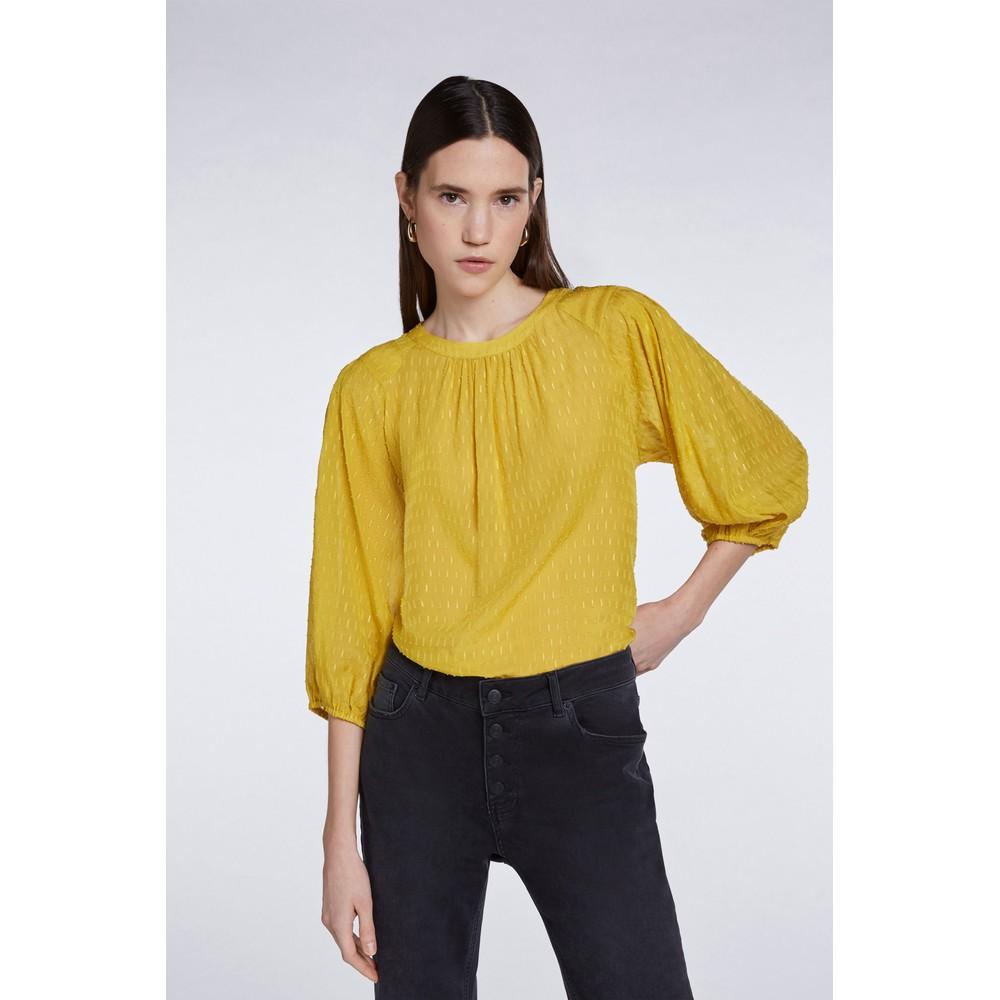 Set Blouse Yellow