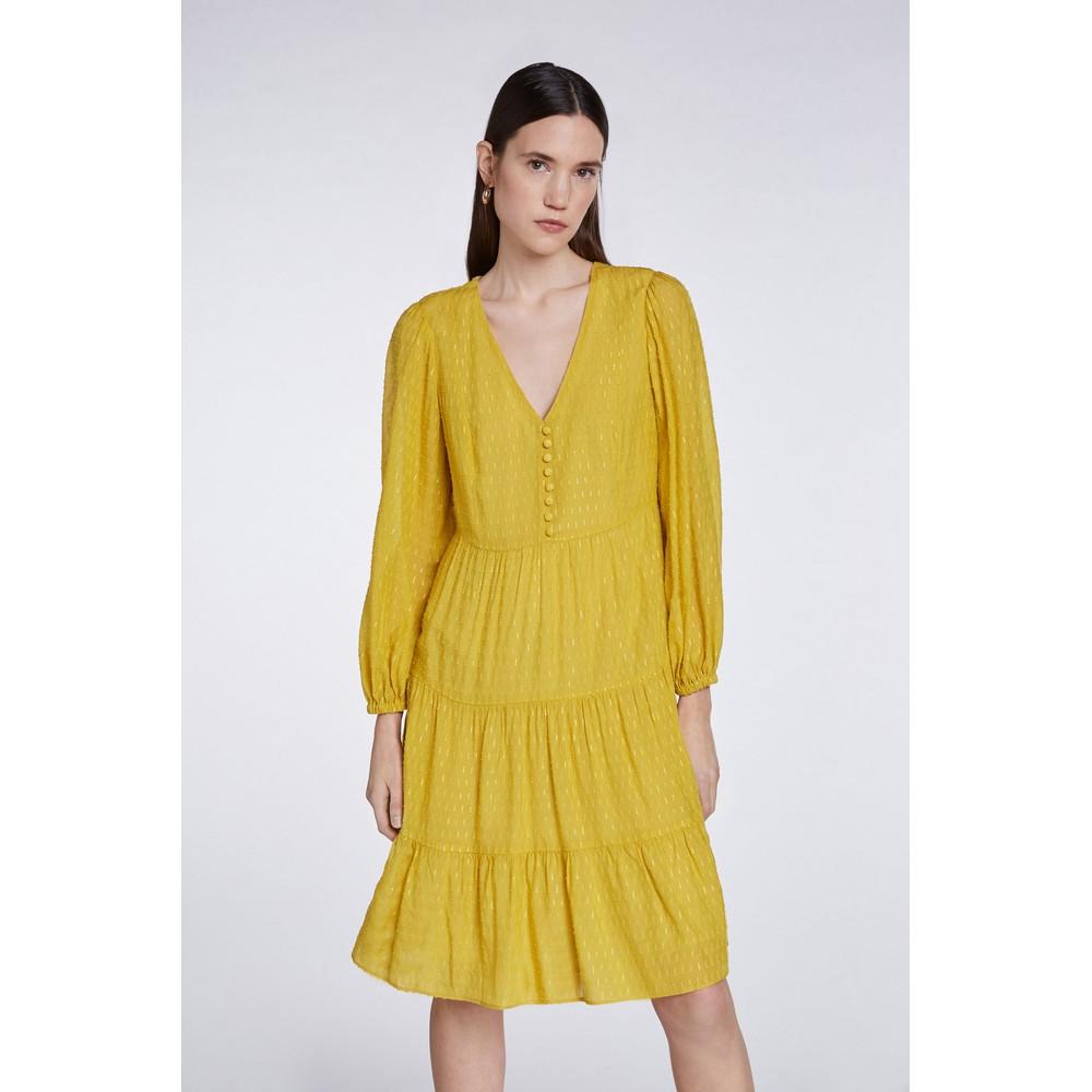 Set Dress Yellow