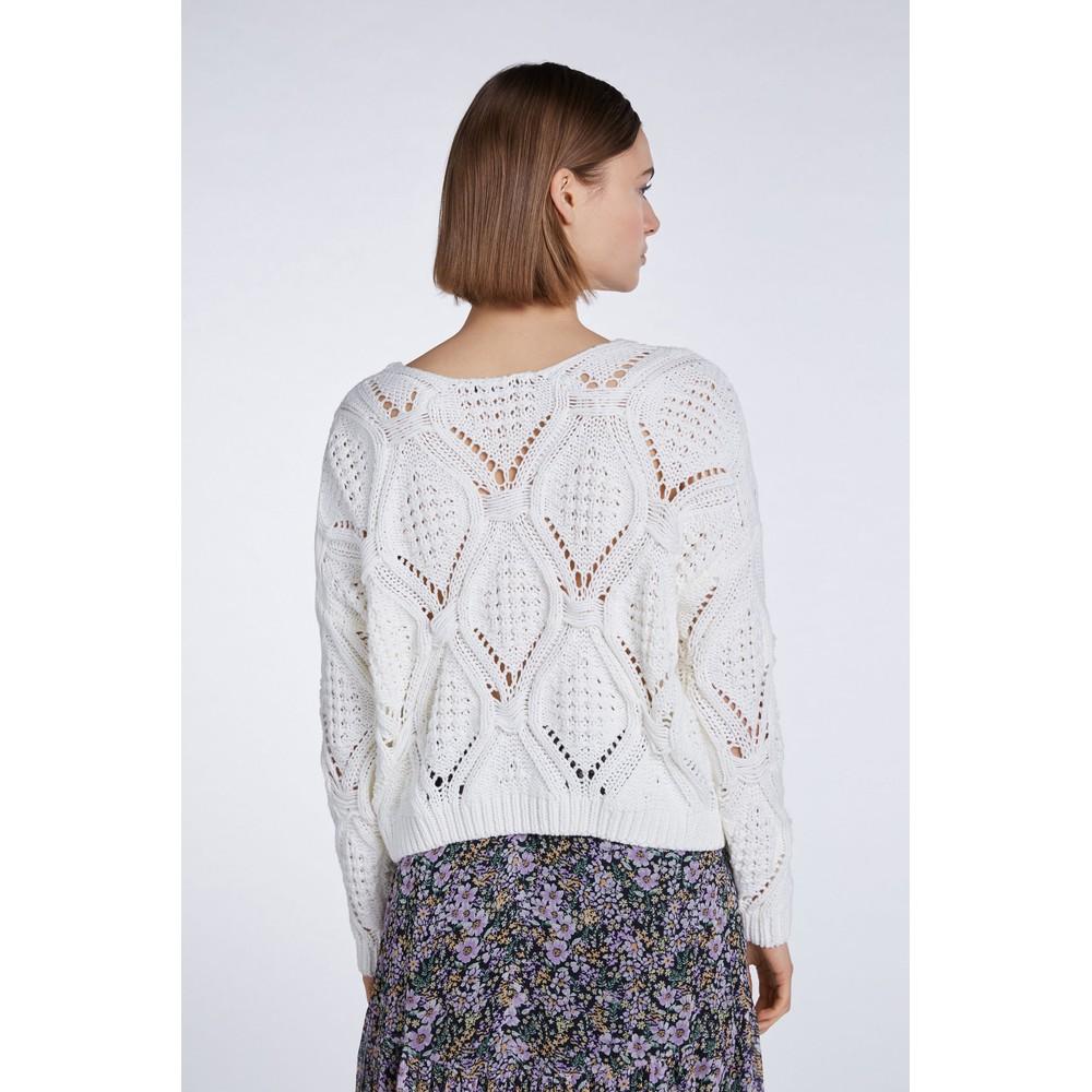 Set Knitted Jumper Cream