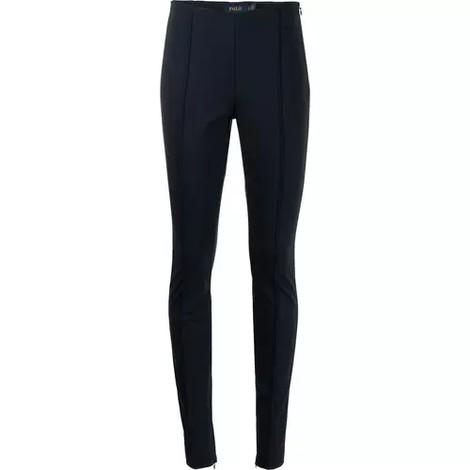 Ralph Lauren Womenswear Spat Slim Trousers
