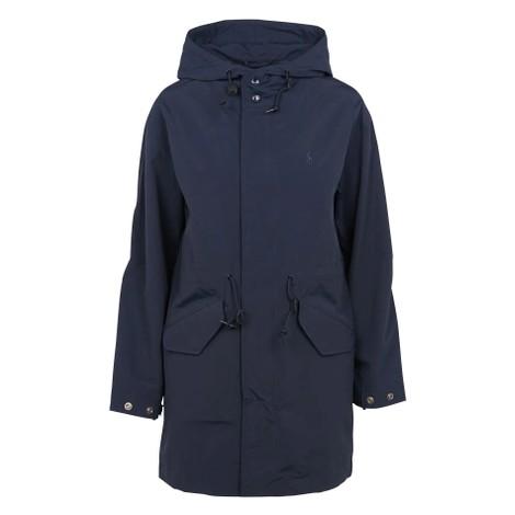Ralph Lauren Womenswear Newport Windbreaker Aviator Jacket