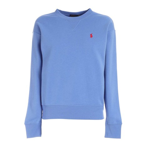 Ralph Lauren Womenswear Crew Neck Sweatshirt