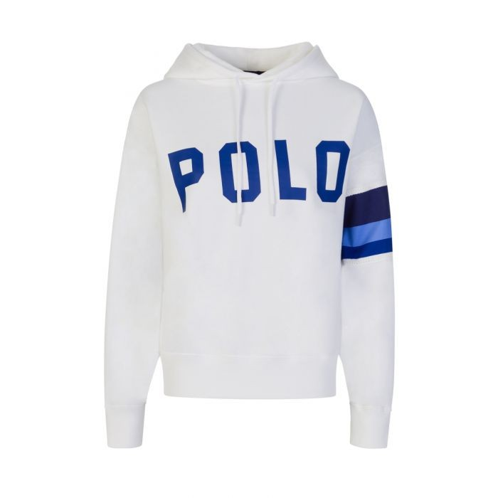 Ralph Lauren Womenswear Polo Hoodie White