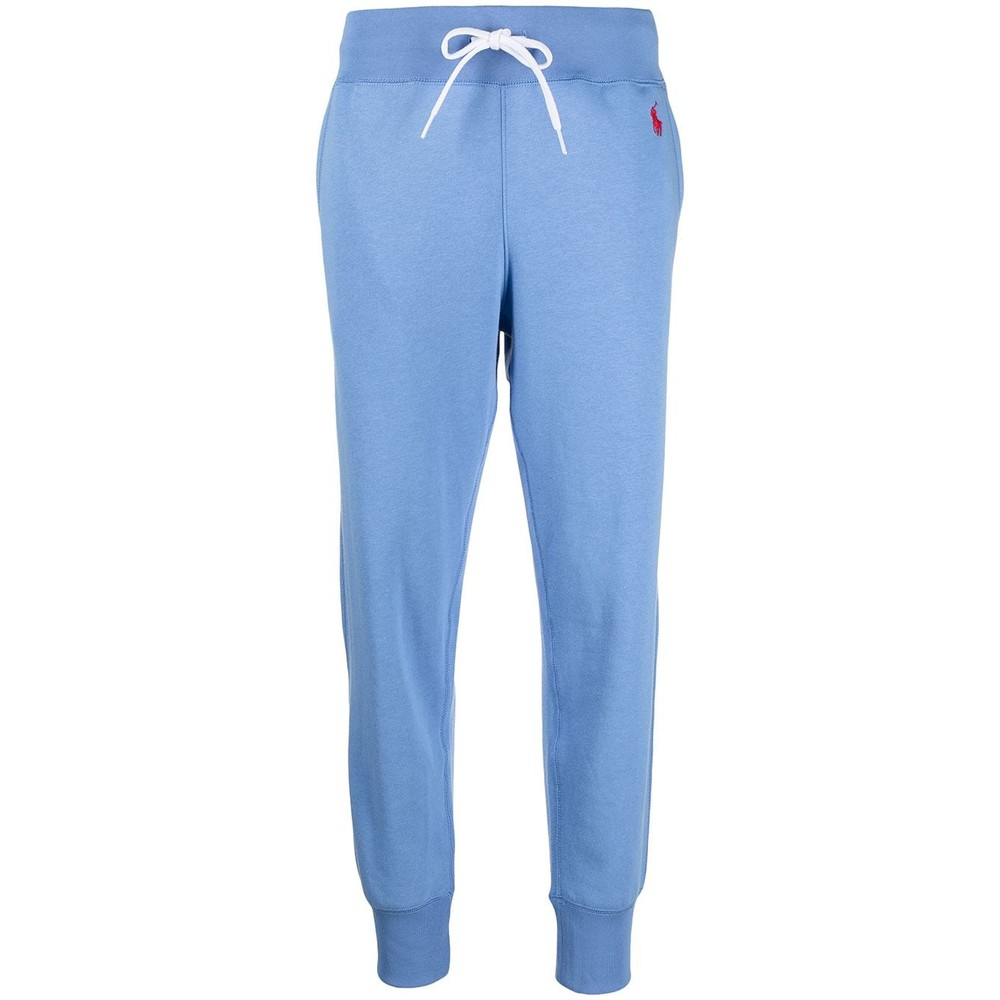 Ralph Lauren Womenswear PO Sweatpant Ankle Pants Blue
