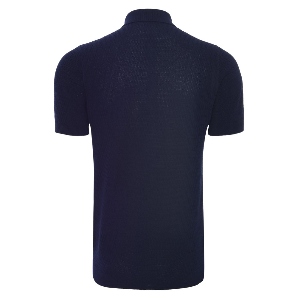 Circolo P.Chicco Merc Polo Shirt Blue