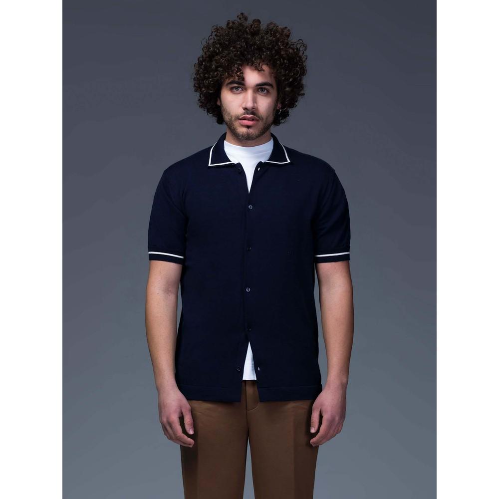 Circolo Camicia P.Ras Merc Shirt Blue