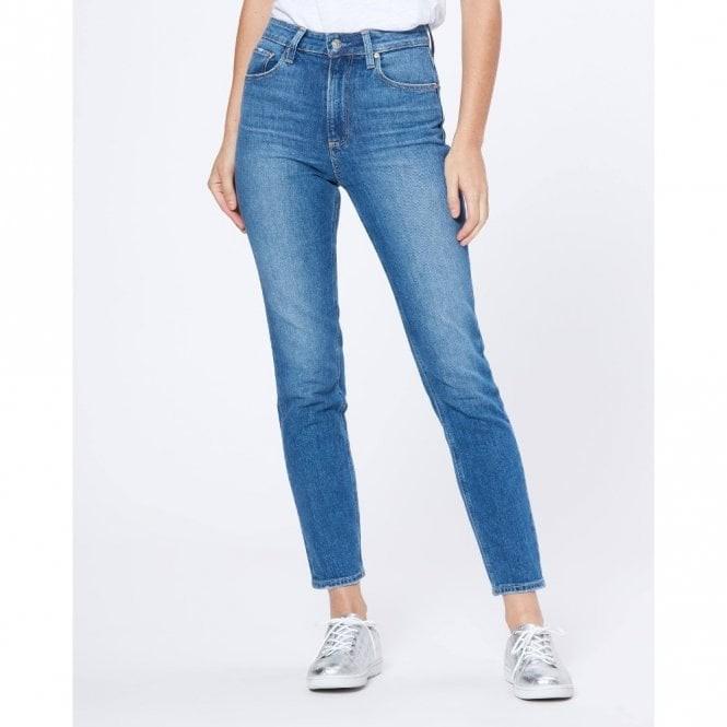 Paige Sarah Slim Jeans Denim Blue