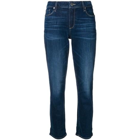Paige Brigitte Boyfriend Skinny Jeans
