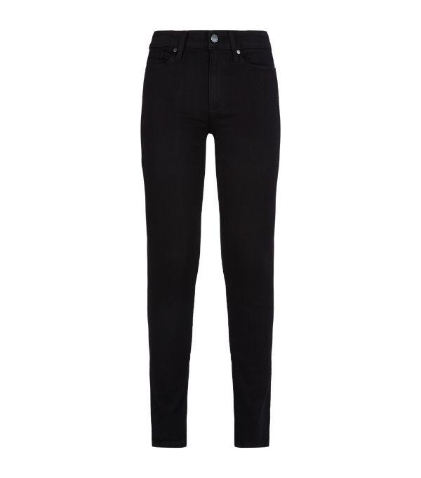 Paige Hoxton Ultra Skinny Jeans Black