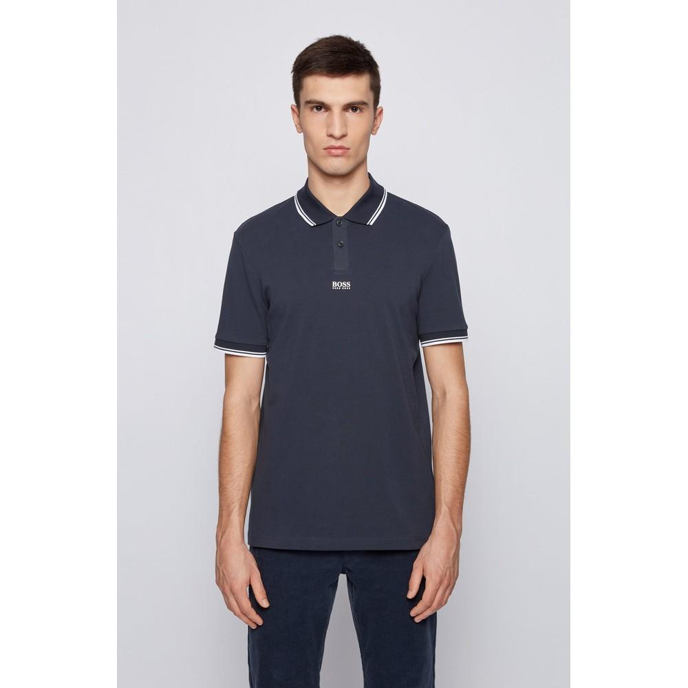 Hugo Boss Pchup Polo Shirt Navy
