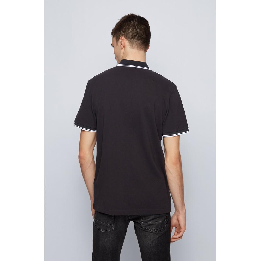 Hugo Boss Pchup Polo Shirt Black