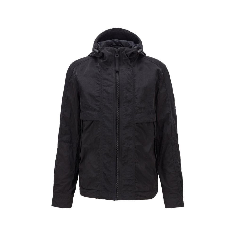 Hugo Boss Onic1-D Lightweight Jacket Black