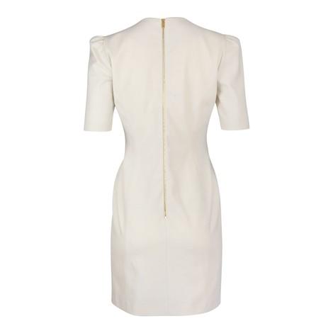 Moschino Boutique Stretch Twill Dress