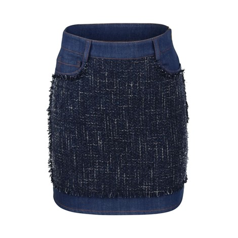 Moschino Boutique Tweed Skirt