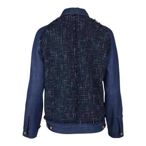 Moschino Boutique Tweed Jacket