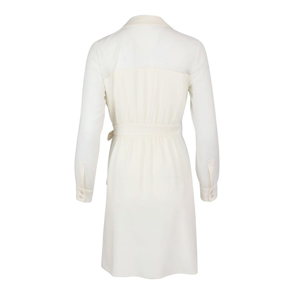 Marella Giava Wrap Dress Cream