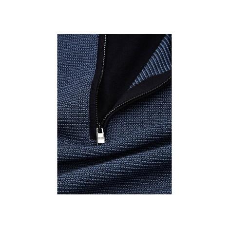 Hugo Boss Ponzio Zip Knit Jumper
