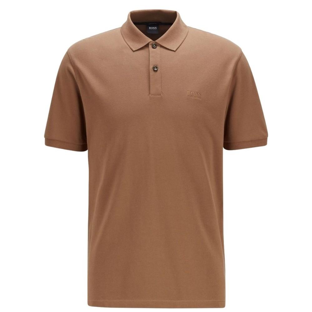 Hugo Boss Pallas Polo Shirt Beige