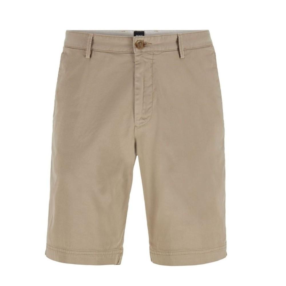 Hugo Boss Slice Shorts Beige
