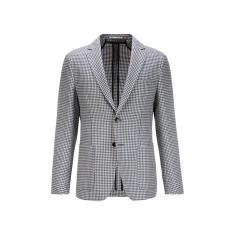 Hugo Boss Nolvay1 Houndstooth Jacket