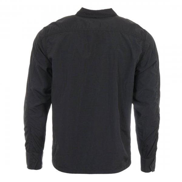 Hugo Boss Lovel-zip_6 Shirt Black