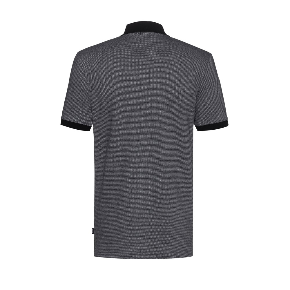 Hugo Boss Parlay 112 Polo Shirt Black