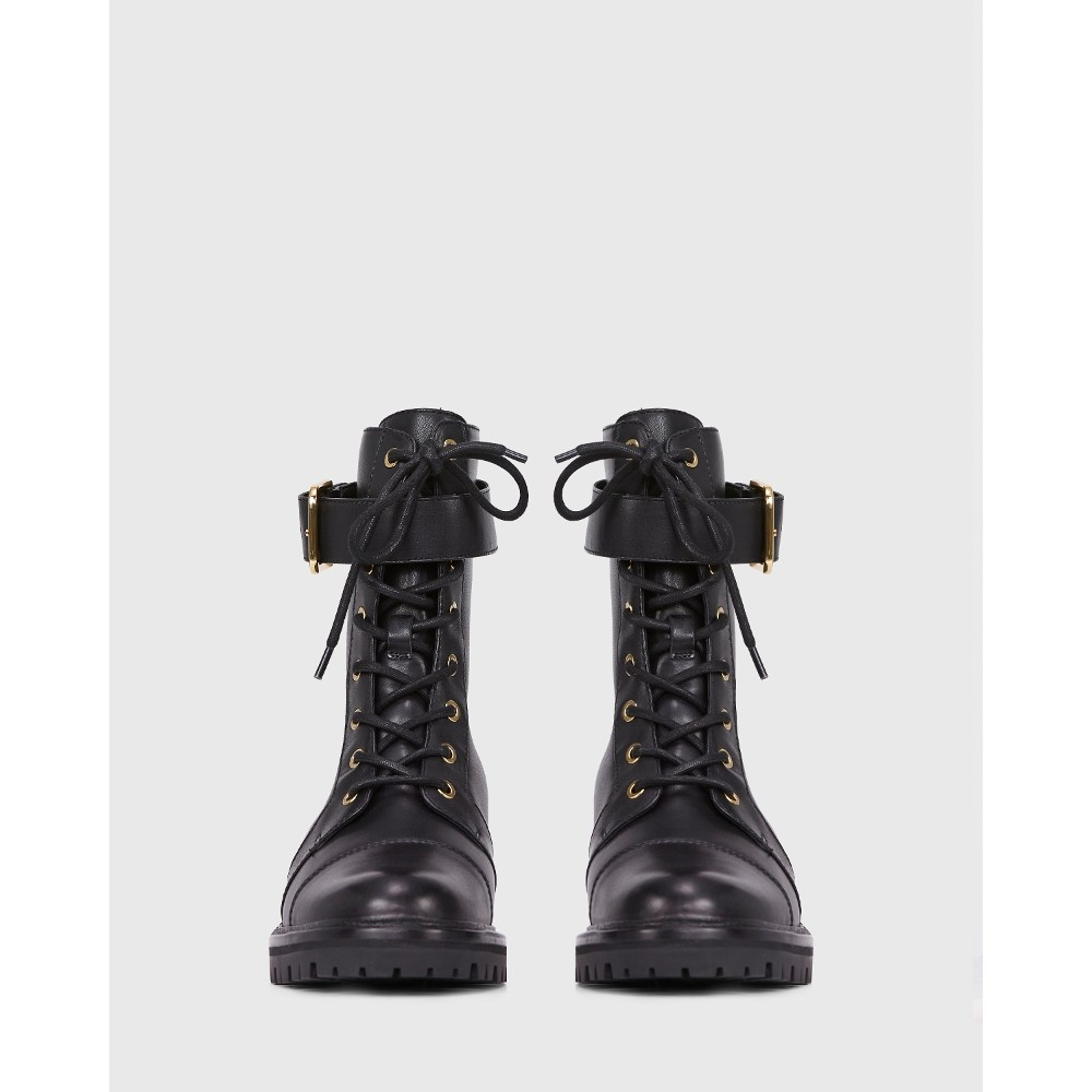 Paige Bailey Ankle Boot Black