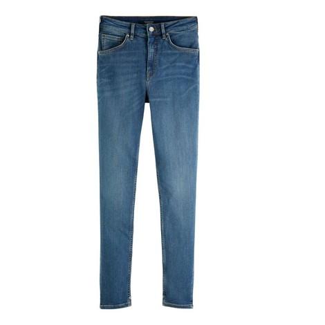 Scotch & Soda Haut High Rise Skinny Jeans