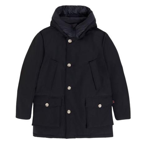 Woolrich Menswear Arctic Parka in Black