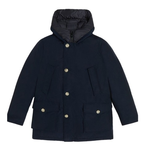 Woolrich Menswear Arctic Parka in Navy