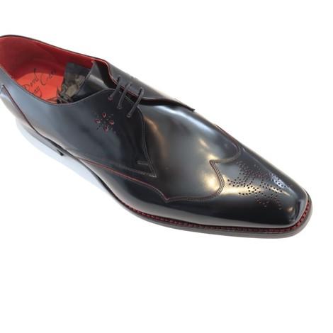 Jeffery West Dexter Polished Leather