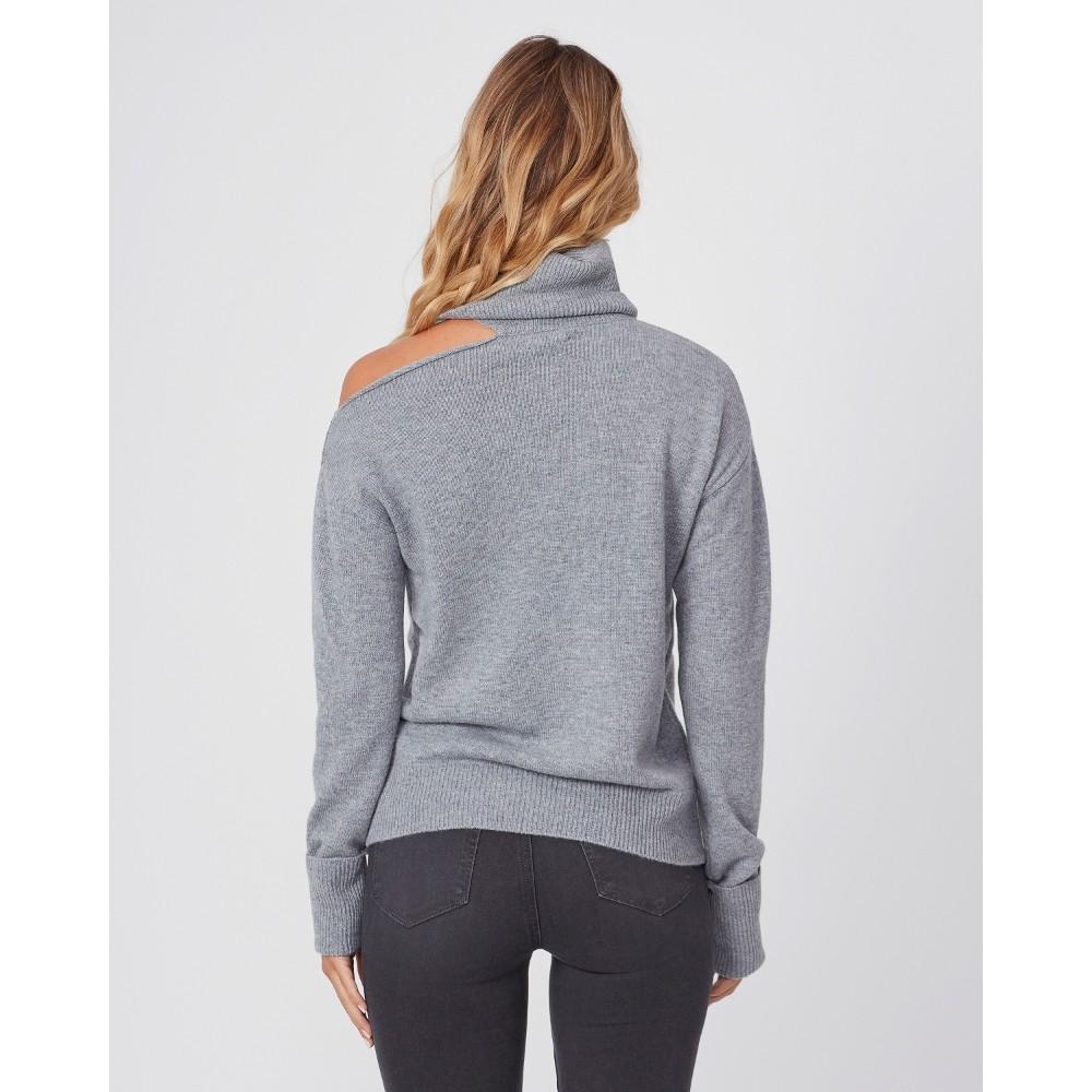 Paige Raundi Sweatshirt Grey